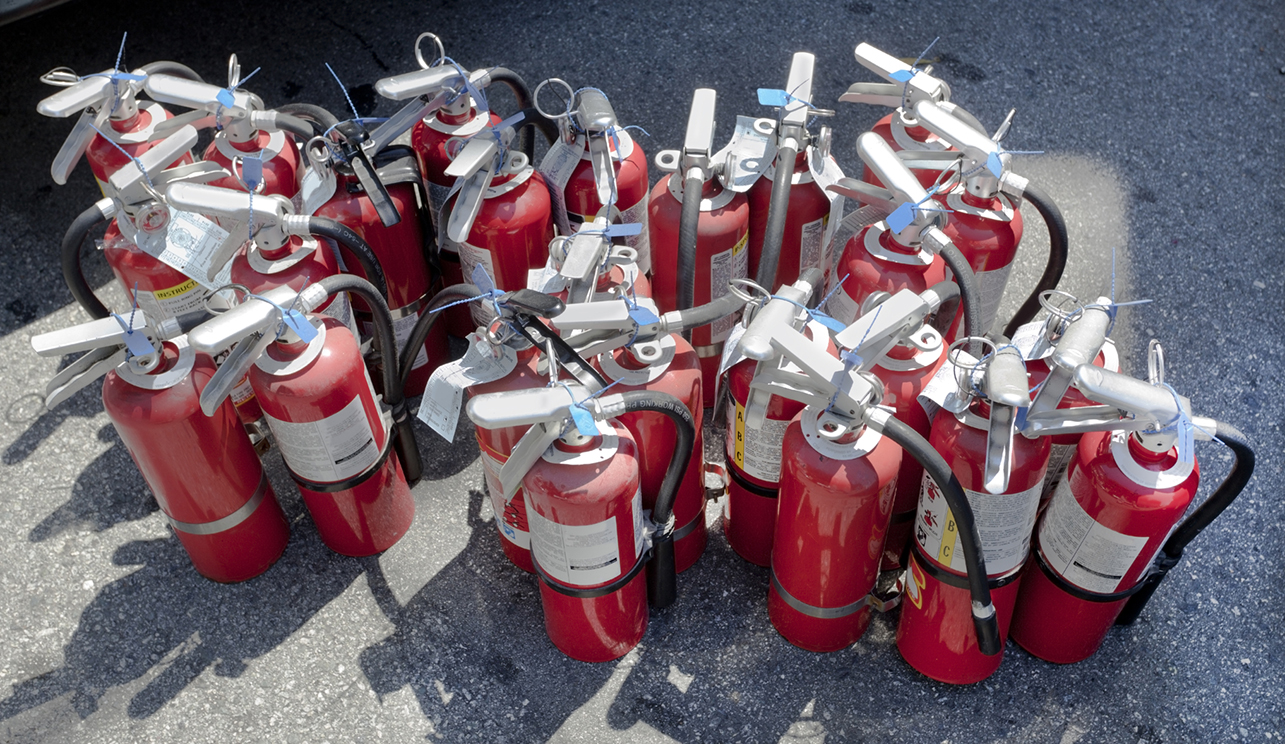 Dublin Fire Extinguishers