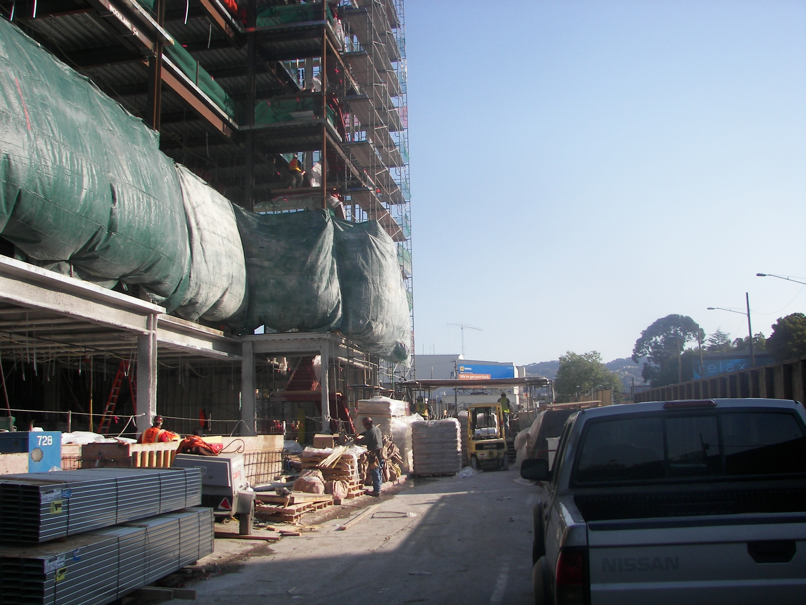 San Jose Fireproofing Contractors