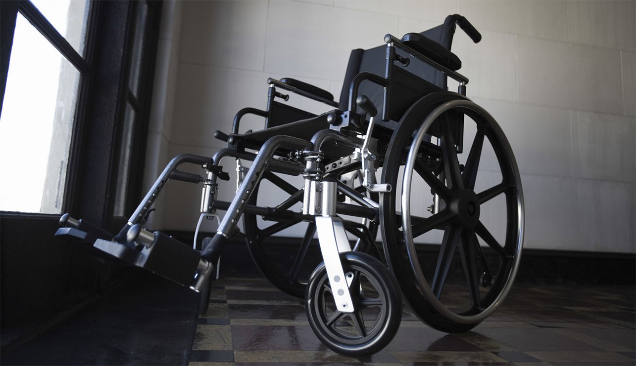 Wheelchair Richland